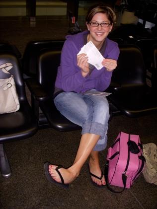 One way ticket-- 2008