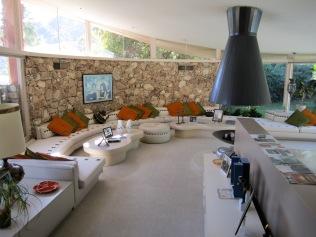 Elvis's House-- Palm Springs CA 2010