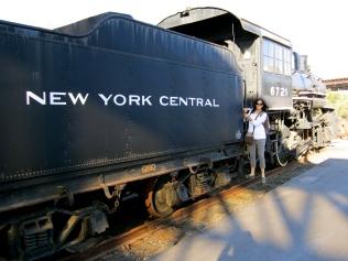 Train to NYC-- 2010