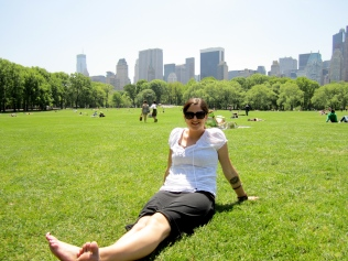 Central Park-- NYC 2010