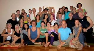 White Lotus Yoga Teacher Training-- Santa Barbara CA 2013