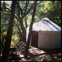 Yurt Life-- 2013 Santa Barbara CA
