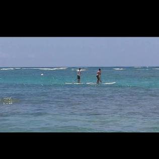 Stand Up Paddle Boarding, Hawaii